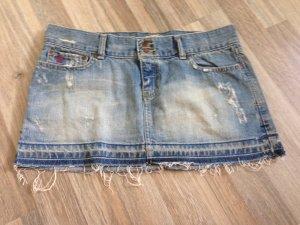 Minirock Rock Jeans Abercrombie & Fitch Größe S