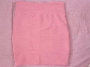 Minirock rosa Tally XS 34