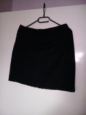 Minirock schwarz L
