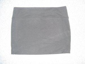 Minirock schwarz Stretch