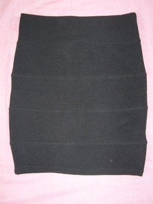 Minirock schwarz Tally XXS 32