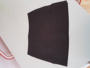 minirock stoff schwarz