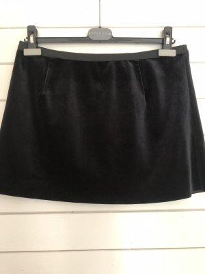 Topshop Minifalda negro