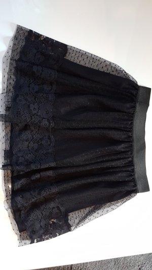 Minirock von Only, Gr. 36, schwarz