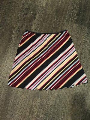 Street One Mini-jupe multicolore polyester