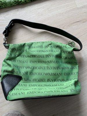 Armani Buideltas groen Textielvezel