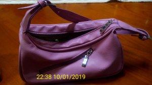 Mini sac vieux rose faux cuir