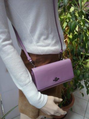 Coach Mini sac lilas