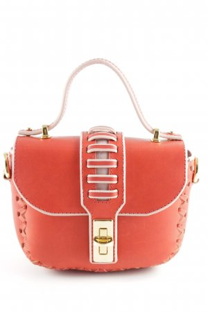 "Mini sac ""Filomea Crossbody Microbag Bag Paprika Sorbet"""
