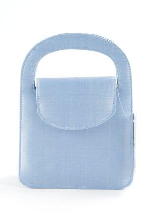 Minitasche himmelblau Paris-Look