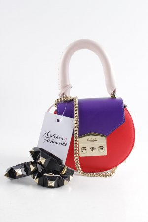 Salar Milano Mini Bag multicolored elegant