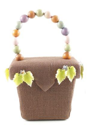 Mini sac multicolore style extravagant