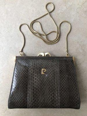 MiniTasche Schlangenprint  Vintage Luxus Top Zustand