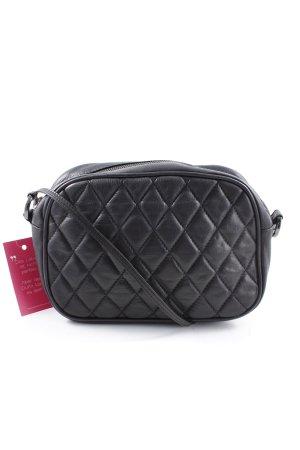 Minitasche schwarz Casual-Look