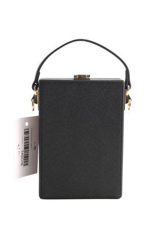 Mini sac noir élégant