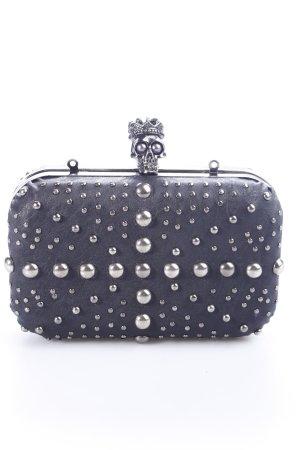Minitasche schwarz extravaganter Stil
