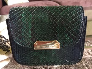 Burberry Mini Bag dark green