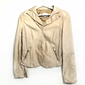 Mink Armani Collezioni Leather Jacket