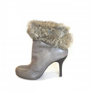 ASH High Boots grey brown