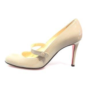 Mink Christian Louboutin High Heel