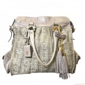 Mink Just Cavalli Shoulder Bag