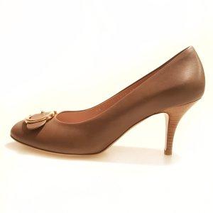 Mink Salvatore Ferragamo High Heel