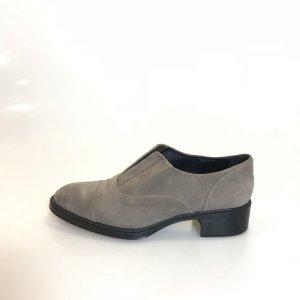 Tod's Chaussure de travail gris brun