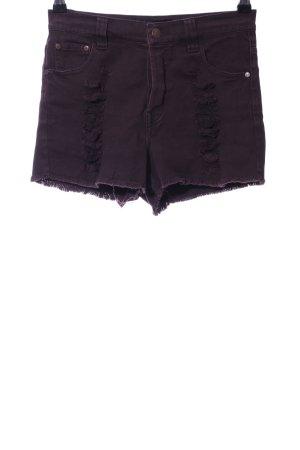 Minkpink Hot Pants schwarz Casual-Look