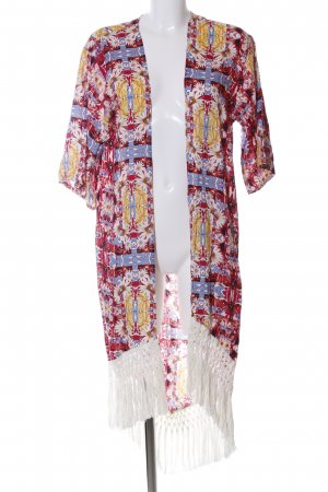 Minkpink Kimono Mustermix Casual-Look