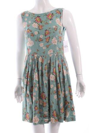 Minkpink Kleid florales Muster Retro-Look