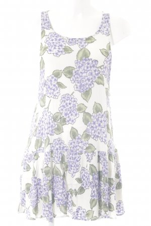 Minkpink Minikleid Blumenmuster Romantik-Look