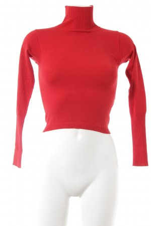 Minkpink Coltrui rood casual uitstraling