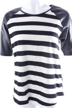 Minkpink Shirt gestreift Gr. 34 I
