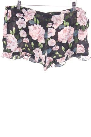 Minkpink Shorts Blumenmuster Romantik-Look