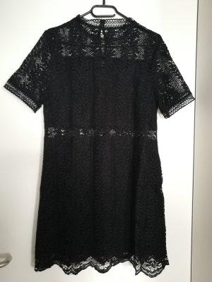Minkpink Tell Tale Lace Tee Dress L