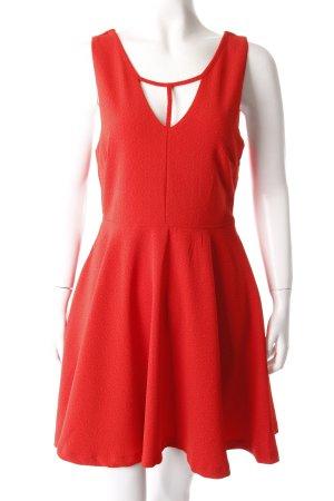 Minkpink Trägerkleid rot