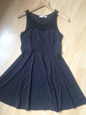 Minkpink Trend Kleid schwarz Herzausschnitt gr S Party
