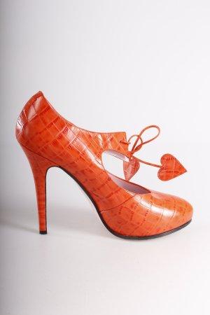Minna Parikka Pumps orange