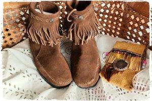 Minnetonka Boots Gr.39,5 ( 8,5 )