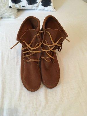 Minnetonka Boots - neu!