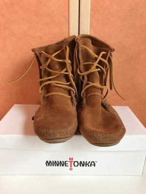 Minnetonka Tramper Boots - Größe 39