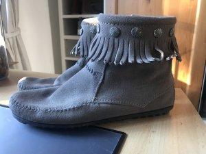 Minnetonka Wildleder Schuhe
