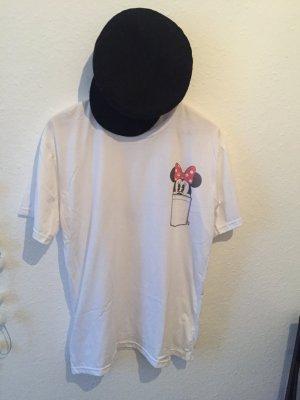 Minni Mouse White Shirt