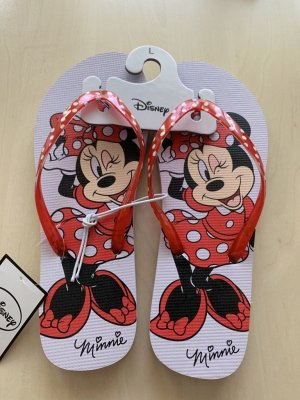Minnie Mouse Flip Flops Gr. 40/41 *NEU* Disney