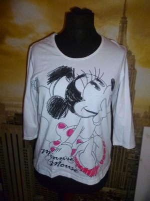 Minnie Mouse Shirt Stretch Gr 38 süß