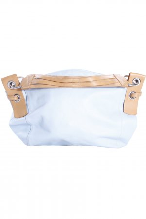 Minozzi Henkeltasche light blue
