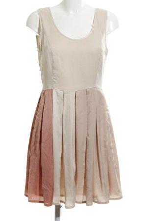 Mint&berry A-Linien Kleid pink-nude Farbverlauf Elegant