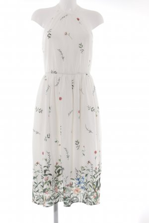 Mint&berry A-Linien Kleid Blumenmuster Casual-Look