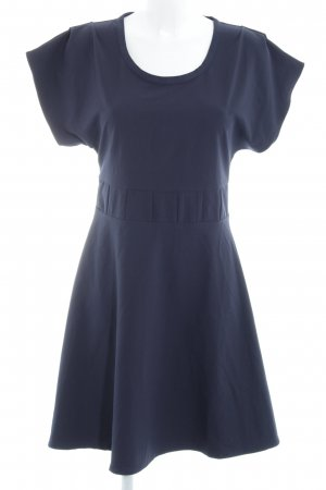 Mint&berry A-Linien Kleid dunkelblau Marine-Look