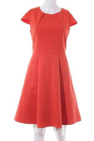 Mint&berry A-Linien Kleid neonrot Elegant